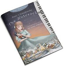 The NutcrackerChristmas  Piano Sheet music notes book, by P. I. Tchaikovsky
