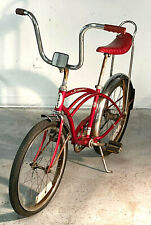 Schwinn Sting Ray junior Banana seat + chrome fenders NICE