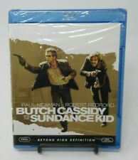 Butch Cassidy & The Sundance Kid Blu-Ray Movie, Paul Newman, Robert Redford, Ws