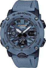 Casio G-Shock * GA2000SU-2A Carbon Core Guard Utility Color Blue Watch for Men