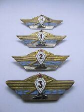 Tanker.Set of the Soviet Armed Forces of the USSR M 1 2 3 Officer Class Badge