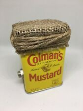 MEAN MR MUSTARD MICROPHONE Vocal lo-fi Mic Tin can Colman's telephone effect