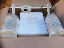Unidad De Luz Vintage Elmo Focos Lámparas Xenon estéreo unidad de iluminación Proyector