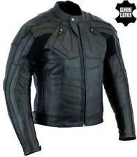 Blousons noirs pour motocyclette, Taille 36