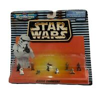 Star Wars Vintage Micro Machines Classic Characters 1996