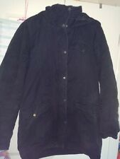 Lovely thick Black *Bench* Coat - Size L-