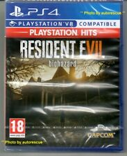 Resident Evil 7 Biohazard HD VR 'New & Sealed'   *PS4(Four)*