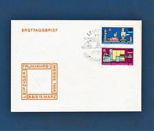 DDR-FDC-Leipziger-Frühjahrsmesse-Messe-Technik--1966-gelaufen-