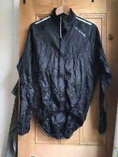 Endura Pakajak Black Packable Cycling Walking Jacket, Medium
