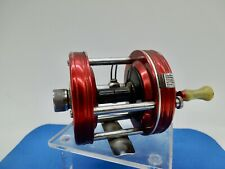 Vintage Red Abu Garcia Ambassadeur 5000 Fishing Reel Foot #925538 Preowned Cond