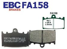 EBC Bremsbeläge Bremsklötze FA158 VORN Kawasaki ZZR 600 (ZX 600 D1-D3) 90-93