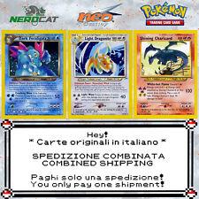 🍀Carte Pokémon RARE SET NEO DESTINY lotto Pokemon Spedizione combinata🍀