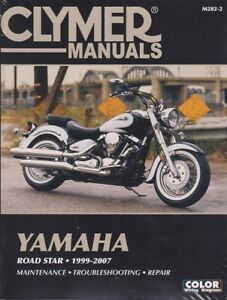 Road Star Motorcycle Repair Manuals Literature For Sale Ebay