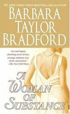 A Woman of Substance-ExLibrary