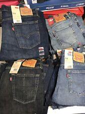 Levis 514 Jeans Reg Fit Mens 30,32,33,34,36 New