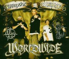 Strapt Worldwide (2005; 2 versions, & Bushido) [Maxi-CD]