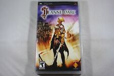 Jeanne D'arc (Sony PSP Playstation Portable) NEW Factory Sealed