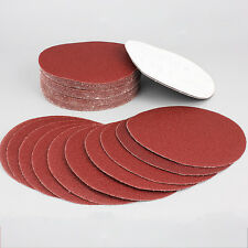 10pcs 2000Grit Sanding Disc Sandpaper Hook and Loop Rotary Polishing Cleaning