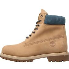 Timberland Mens 6 Inch Premium Boots Mid Beige UK6.5 Boots CORE TEX Chelsea OG