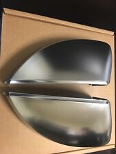 Audi A3 S3 RS3 8V Matt Chrome wing mirror Cover caps 2013>2018 OEM-fit