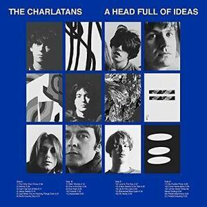 The Charlatans - A Head Full Of Ideas - Double Vinyl LP *NEW*
