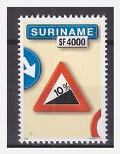 Surinam / Suriname 2003 Trafficsign 14 roadsign verkehrsschild MNH