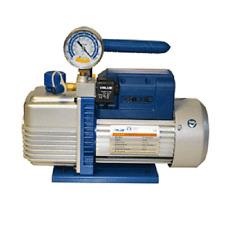 Pompe à vide professionnelle pour frigoriste et climatisation. Avec vacuomètre
