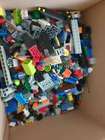 Genuine Lego 1.2kg Bundle Mixed Bricks minifigure accessories greebling details