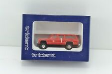 Trident 90058 Chevrolet Suburban -  Fire Department Truck 1:87 Scale HO