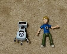 Marvel Legends Franklin richards and Herbie loose complete