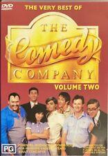 The Very Best Of The Comedy Company : Vol 2 (DVD, 2004)  RARE  Australian Comedy