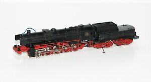 """Minitrix / Trix N 12051/2051 Dampflok BR 52 1234 der DB """"für Bastler"""" KK514"""