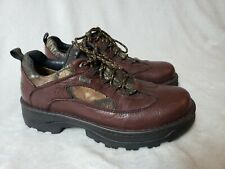 BROWNING Boots Sz 8.5 MEN Leather Goretex Vibram Gel Cell  Work Outdoor Hunting