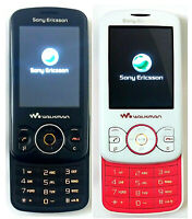 Sony Ericsson w100a Spiro QuadBand GSM Cell Phone,Camera,FM,For Movistar Mexico.