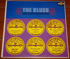 THE BLUES CAME FROM MEMPHIS UK CHARLY 14-TRACK MONO LP ~ DOCTOR ROSS NIX MILTON