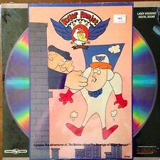 Roger Ramjet - Animated Cartoon Laserdisc NIB NEW Sealed