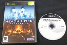 HEADHUNTER REDEMPTION for XBOX (pal) 2002