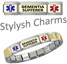 Stainless Steel Medical/Alert Fashion Bracelets