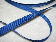 "Berwick/Offray Narrow Grosgrain Ribbon - 50 YD Roll - Royal Blue - 3/8"" Wide"