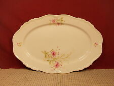 """Edelstein China Germany Alhambra Pattern Large Oval Platter 15 1/8"""" x 10"""""""
