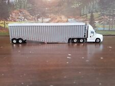 Trucks N Stuff   Freightliner Truck & Possum Belly Bulk Trailer  Swift Go Green