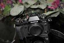 Fujifilm X-T2 24 MP Digital SLR Camera - Black (Body Only)