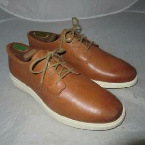 Cole Haan Grand.Os Grand Brown Shoes Ps12 Size 7.5 M