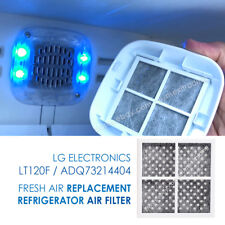 LG FRIDGE GCL247ENSL  AIR FILTER Keep The Air In Your Refrigerator Pure Fressh