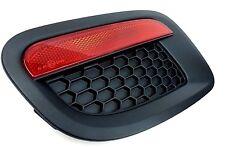 Fiat 500 S Nearside Left Rear Bumper trim & Reflector New & Genuine 735577625