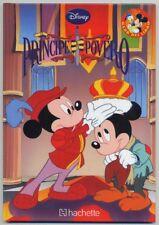 Il PRINCIPE E IL POVERO - Club del libro Disney HACHETTE 2015 - NUOVO