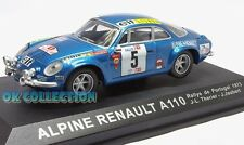 1:43 Rally ALPINE RENAULT A110 - Portugal 1973 - Therier - Jaubert (033)