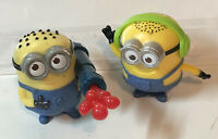 Minions Mcdonalds Toys Lot Of 2 Happy Meal