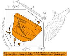 BMW OEM 07-10 X3-Door Interior Trim Panel Left 51423451357