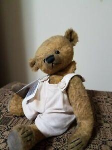 Rita Diesing  Bear  Leroy Artist Bear 10 Inches Tall Soooooo Cute !